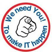 we needyou to make it happen 1
