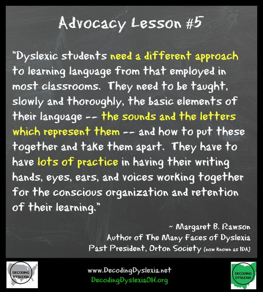 AdvocacyLesson5
