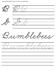 A Bill Introduced to Require Cursive Instruction | Decoding ...