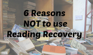 6 Reasons not to use RR